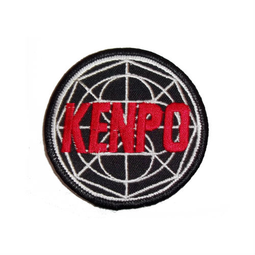 Kenpo Karate Universal Patch With Letters Last One 2220405
