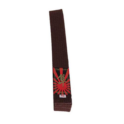 Hayabusa Pro Jiu-Jitsu Gi Belt Brown