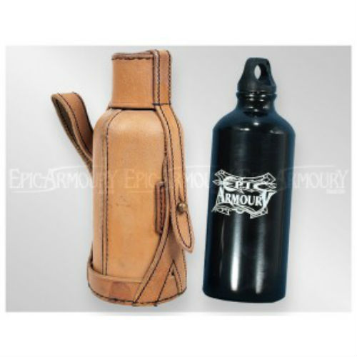 7396a00623 Epic Armoury - Leather Bottle Holder - Neutral [4101625] - $69.99 ...