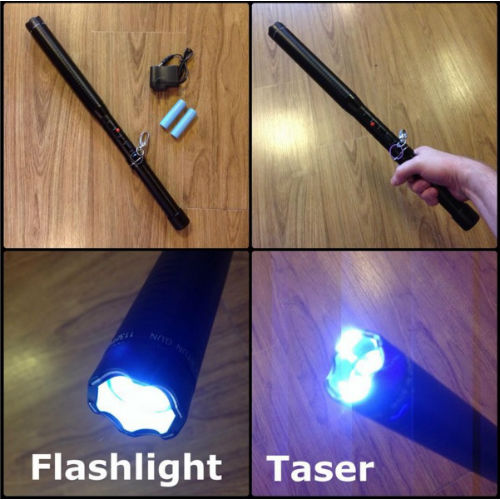 The Incredible Stun Baton - Canada Legal - Rechargeable - Click Image to Close
